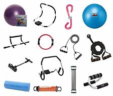 Training Equipment - Home Gym/Ab Trimmer/Toner/Ball/Pilates/Chest/Push Up Bar
