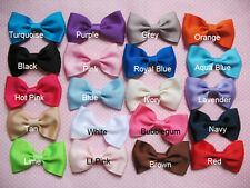 "30 pcs Grosgrain Sewn 2"" Hair Bow Baby-U Pick R066"