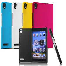 For Huawei Ascend P6 New Rubberized Matte hard case back cover