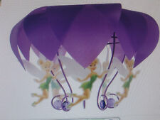 3 D DISNEY TINKERBELL PENDENT LAMPSHADE