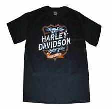 Harley-Davidson Men's Destination Short Sleeve T-Shirt Black 30293154