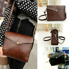1PC Womens Leather Shoulder Bag Satchel Handbag Tote Hobo Messenger Cheap