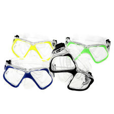 Scuba Diving Mask Goggles Swimming Swim Diving Snorkeling Equipment Silicone New