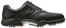 FootJoy Contour Golf Shoes Closeout Black 54094 Mens New Save Big!