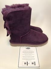 UGG Australia Bailey Bow Corduroy Port Boot womens size 5-11/36-42 NEW!!!
