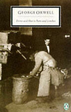 Down and Out in Paris and London (Twentieth Century Classics), By George Orwell,