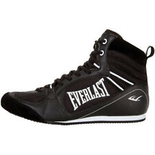 Everlast Lo-Top Pro Competition Boxing Shoes - Black