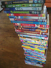 Kids/Boys/Girls/Childrens DVD'S *select from list*