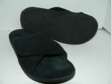Super Deal ! ORTHAHEEL Shoes Women's Relax Slipper Black Sz US  5 -11