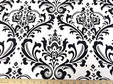Discount Fabric Premier Prints Traditions Black and White PR05