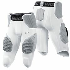 Nike Pro Combat Hyperstrong Compression 13 Padded 3/4 Football Pants 533044