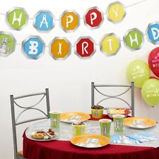 Robot Heroes - Children Party Tableware & Decorations - Create Your Own Pack