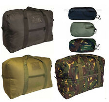 Army Combat Military Big Large Travel Kit Bag HoldAll Duffle Giant 70L Fold Up