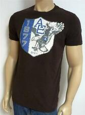 American Eagle Outfitters AEO TMK-4 Mens Brown Vintage Fit T-Shirt New NWT