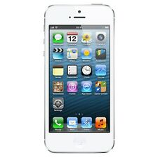 Factory Unlocked Apple iPhone 5 16GB Black and White Smartphone