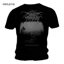 Official T Shirt DARKTHRONE Metal BLACK DEATH and Beyond All Sizes