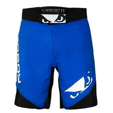 Bad Boy Legacy II MMA Fight Shorts - Blue/Black