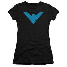 Nightwing Symbol Batman DC Comics Licensed Junior Shirt S-XL