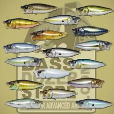 Megabass Pop MAX. Topwater bass fishing lure. Best color choices