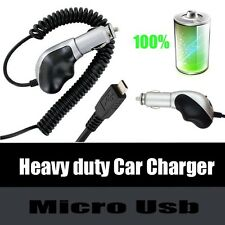 Heavy Duty Premium Plug in Auto Car Charger for Nokia Cell Phones New!!