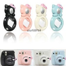Close-up Lens Instax Mini7s/8 Rotary Self-Shot Mirror For FujiFilm Camera 4Color