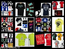 WHOLESALE LOT MEN'S T-SHIRTS NIKE UNDER ARMOUR POLO JORDAN  READ DESCRIPTION