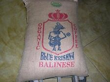 Up to 15 Pounds Bali Blue Moon Organic Fresh Coffee Beans Whole/Ground