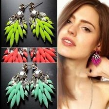 1Pair New Fashion exquisite Crystal Rhinestone Beautiful Earring A1845