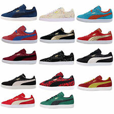 Puma Suede Classic Street Skate Boarding Casual Shoes Unisex Sneakers Pick 1