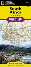 NEW South Africa by National Geographic Maps Folded Book (English) Free Shipping