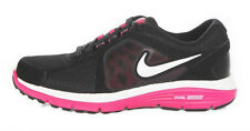 NIB New Auth Nike Dual Fushion Shoe Black Fushia Pink 525752-001 Womens Sz US 6