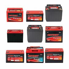 Odyssey Extreme Battery - Race/Racing/Oval/Rally/Motorsport/Dry Cell