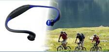 FM Radio Recever Run Jogging Sport Headphone Earphone Earpiece MP3 Music Player