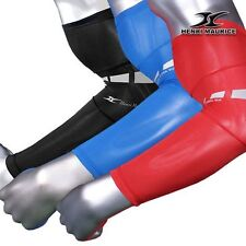1 PAIR NBA GUARD UV COVER GOLF OUTDOOR SPORT COMPRESSION SKIN ARM SLEEVES ACA
