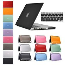 "Rubberized Hard Shell Case Cover Keyboard For Macbook Air 11 13 Pro 13 15""Retina"