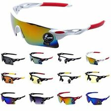Men Sports Outdoor Cycling Bicycle Bike Goggles Eyewear UV400 Sunglasses Glasses