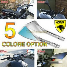5 color Rearview CNC Billet Side Mirrors For Universal BMW F800 F650 G650 HP2