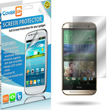 Clear Anti Glare LCD Screen Protector Cover for HTC One Mini 2 II / One Remix