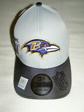 NFL Trophy Collection Baltimore Ravens Super Bowl XLVII Champions cap 39FIFTY