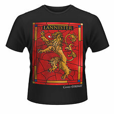 GAME OF THRONES The House Of Lannister T-SHIRT NEU