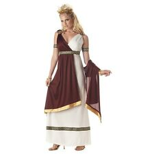 Roman Costume for Women Adult Roman Goddess Halloween Fancy Dress