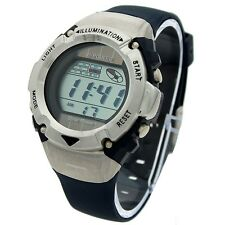 Solar Dual Power Chronograph Alarm Waterproof Digital Sport Student Watch K30