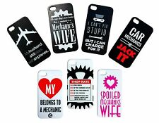 Shop Cases Funny Mechanic Work Place Sign For Fun iPhone 5s Case Tool Box Cover