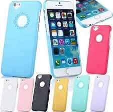 New Cute Peach Heart Ultra Thin Case Cover Skin for iphone 5 4 S 6 4.7 5.5inch