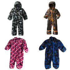 Columbia SN0213 Infant Baby Full Body 100% Polyester Snowtop II Bunting