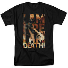 Hobbit Battle Of The Five Armies Smaug I Am Fire Licensed Adult Shirt S-3XL