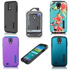 For Samsung Galaxy S4 Incipio DualPro Cover Case Two Layer Hybrid Dual Pro