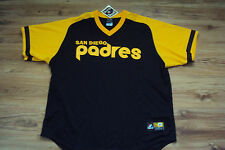 SAN DIEGO PADRES NEW MLB MAJESTIC COOPERSTOWN JERSEY