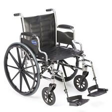 "Invacare -Tracer EX2 Deluxe with 24"" rear wheels, 3 Seat Options & Leg Options"