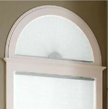 NEW Half Round Arch Cellular Shade Light-Filtering Window Honeycomb Shade Blind